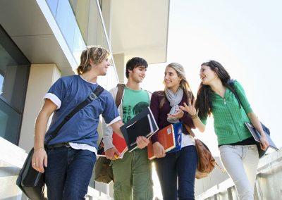 Amano Students