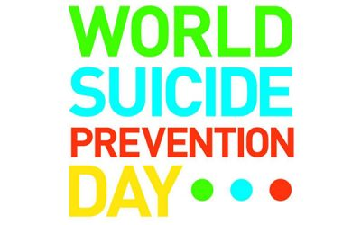 World Suicide Prevention Day, 10th September 2019